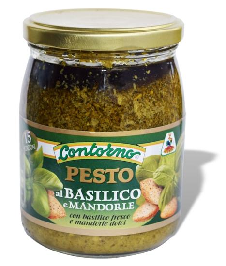 Picture of Pesto al basilico e mandorle