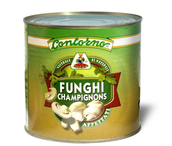 Picture of Funghi Champignon