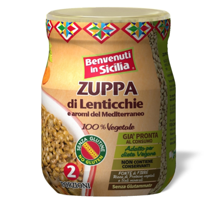 Picture of  Zuppa di lenticchie
