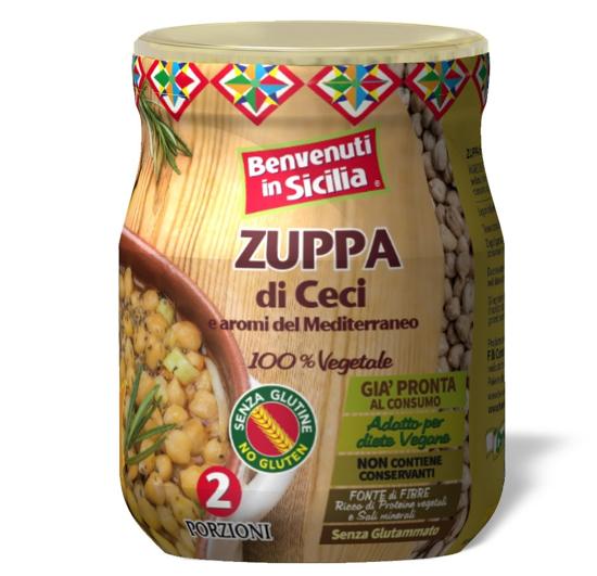 Immagine di Zuppa di ceci