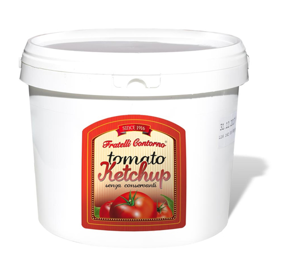 Immagine di Ketchup Contorno 5kg