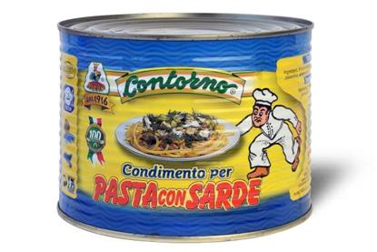 Image de Pasta con sarde